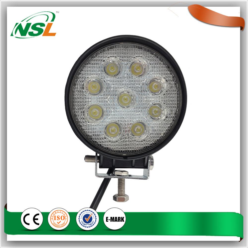 Waterproof High Lumen LED Work Lamp / CREE LED Work Lamp