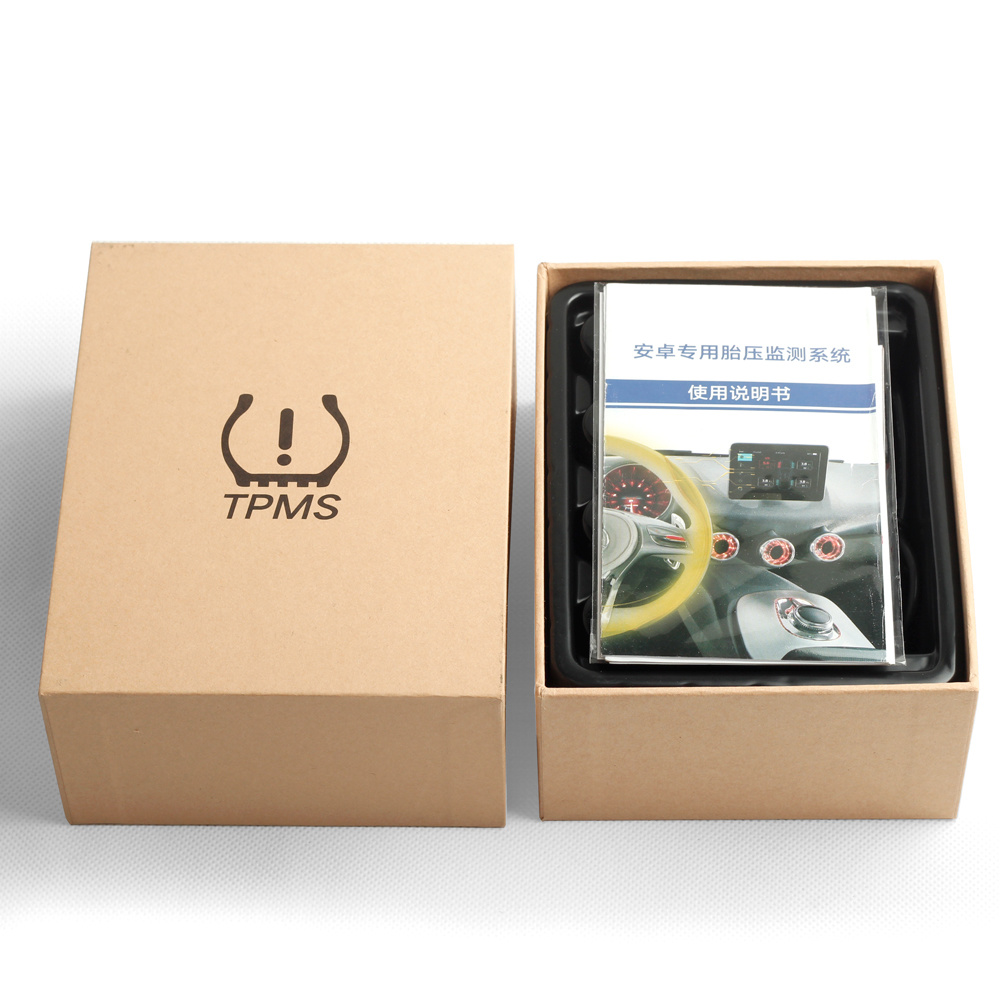 External Sensors Android Navigation DVD TPMS Tire Pressure Monitor Systems