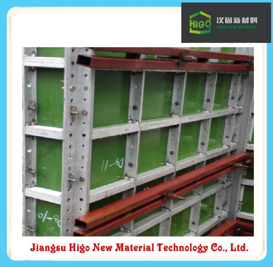 Steel Formwork for Building Construction, Jiangsu Manufacturer