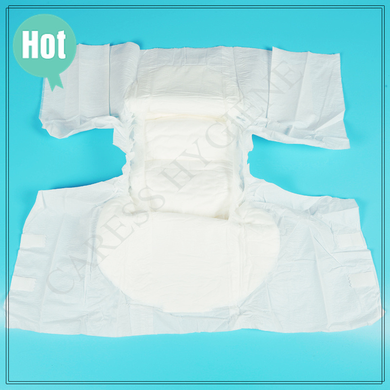 High Quality Disposable Adult Diaper for Incontinent Old People