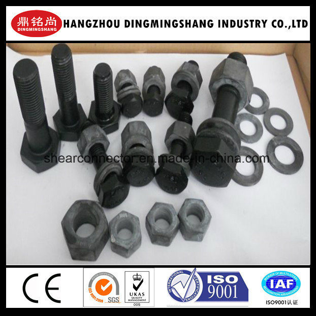 High Strength Bolt Nut and Washer