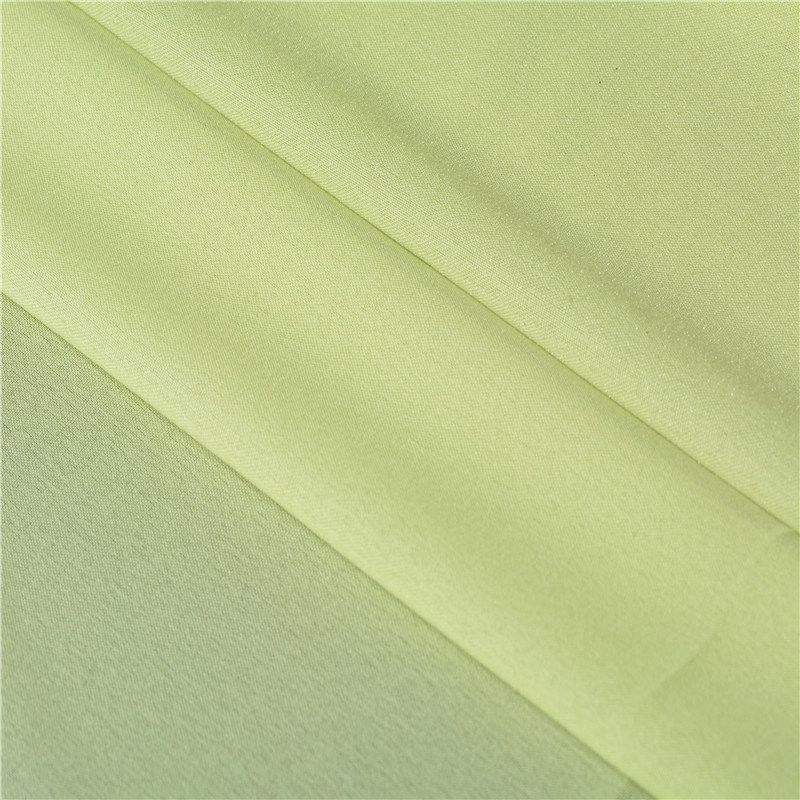 Colorful 20GSM Fashion Polyester Factory Fusible Interlining Fabric