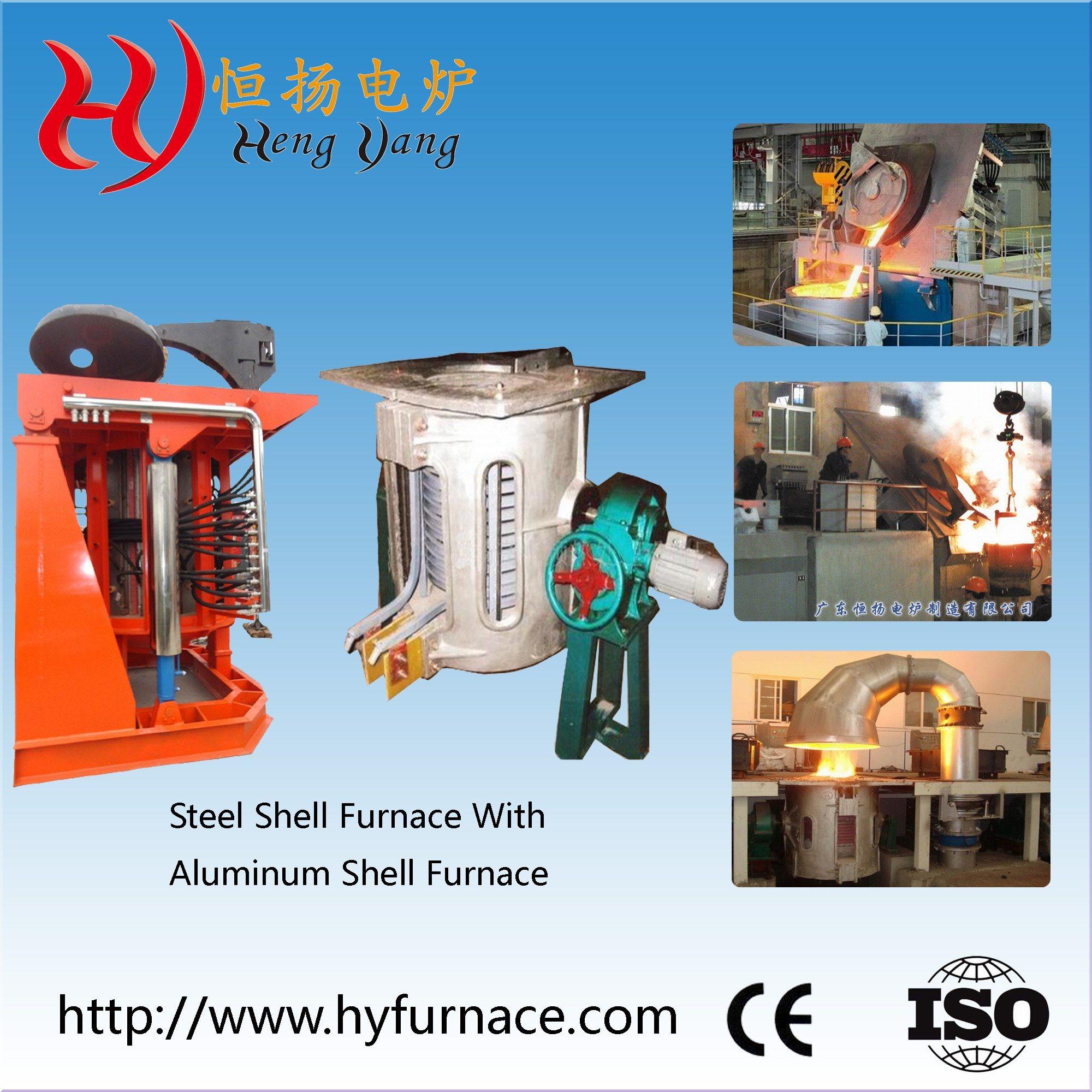 Pollution-Free Energy Saving Melting Furnace