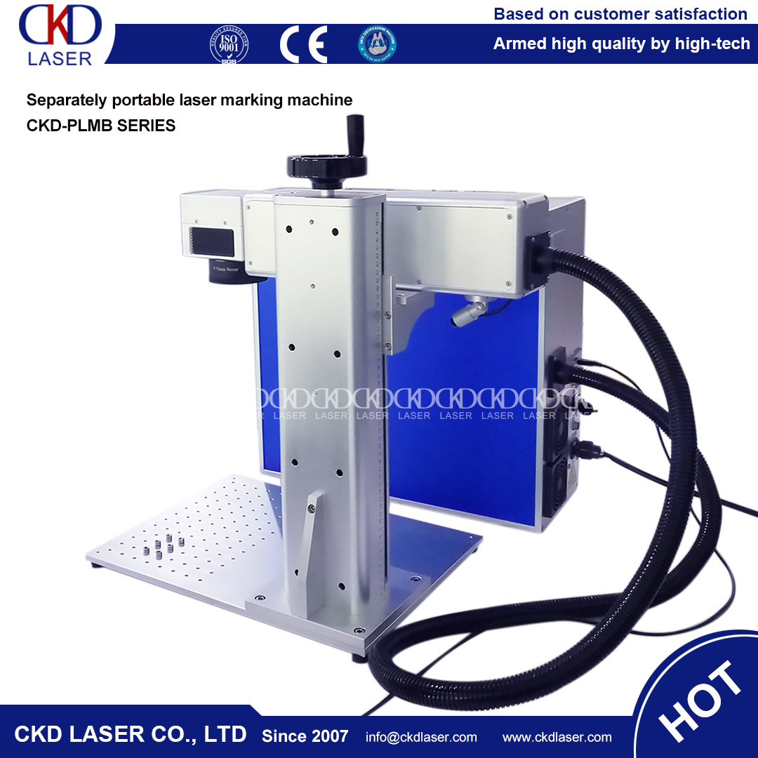 Rotary Mini Fiber Laser Etching Machine