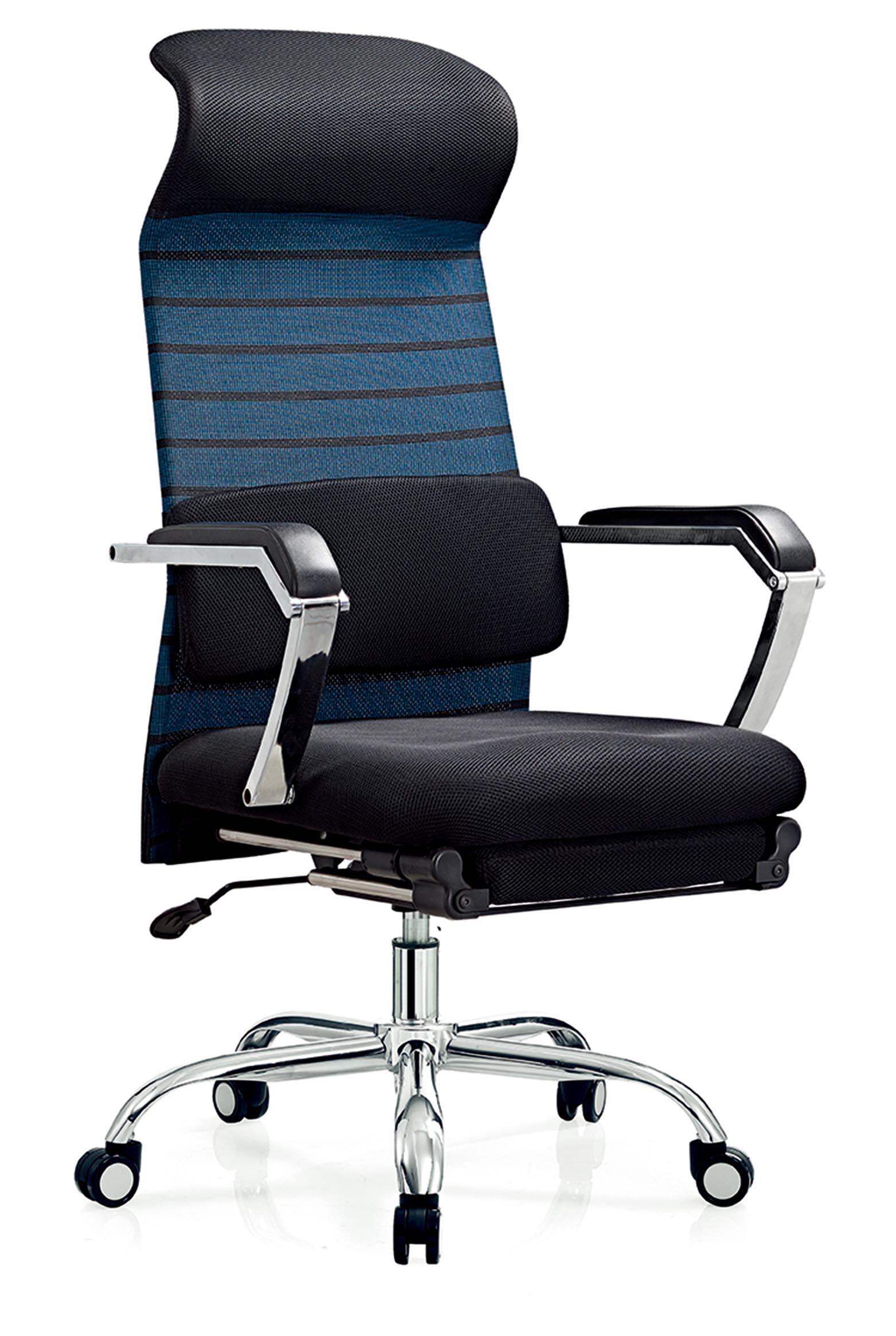 Modern Ergonomic Swivel Mesh Boss Executive Office Chair