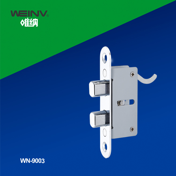 Mul-T-Lock Auxiliary Lock Body Mortise Lock