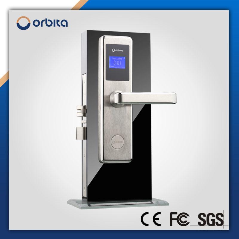 RFID Digital Hotel Lock, Safe Deposit Box Minibar, Absorption Refrigerator Minibar