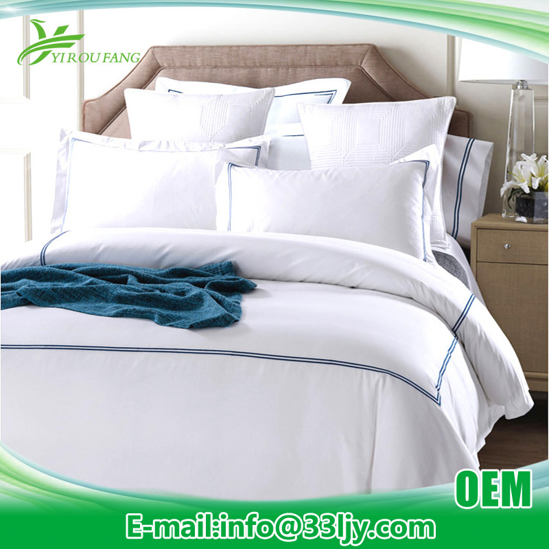 4 Pieces Cheap 250t Bedding Bath for College