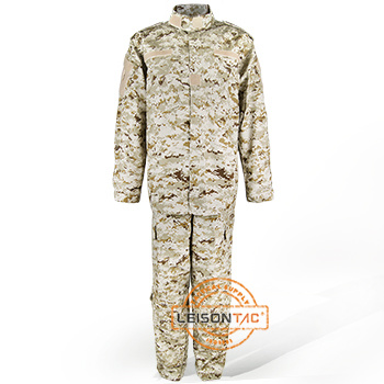 Military Uniform ISO and SGS Standard for Army