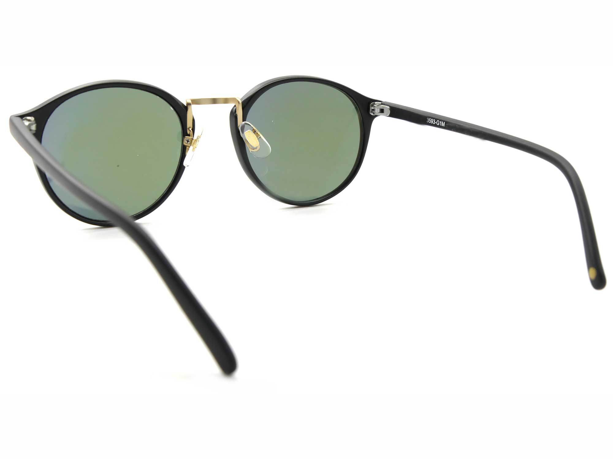 Luxury Italy Design Ce UV400 Polarized PC Sunglasses