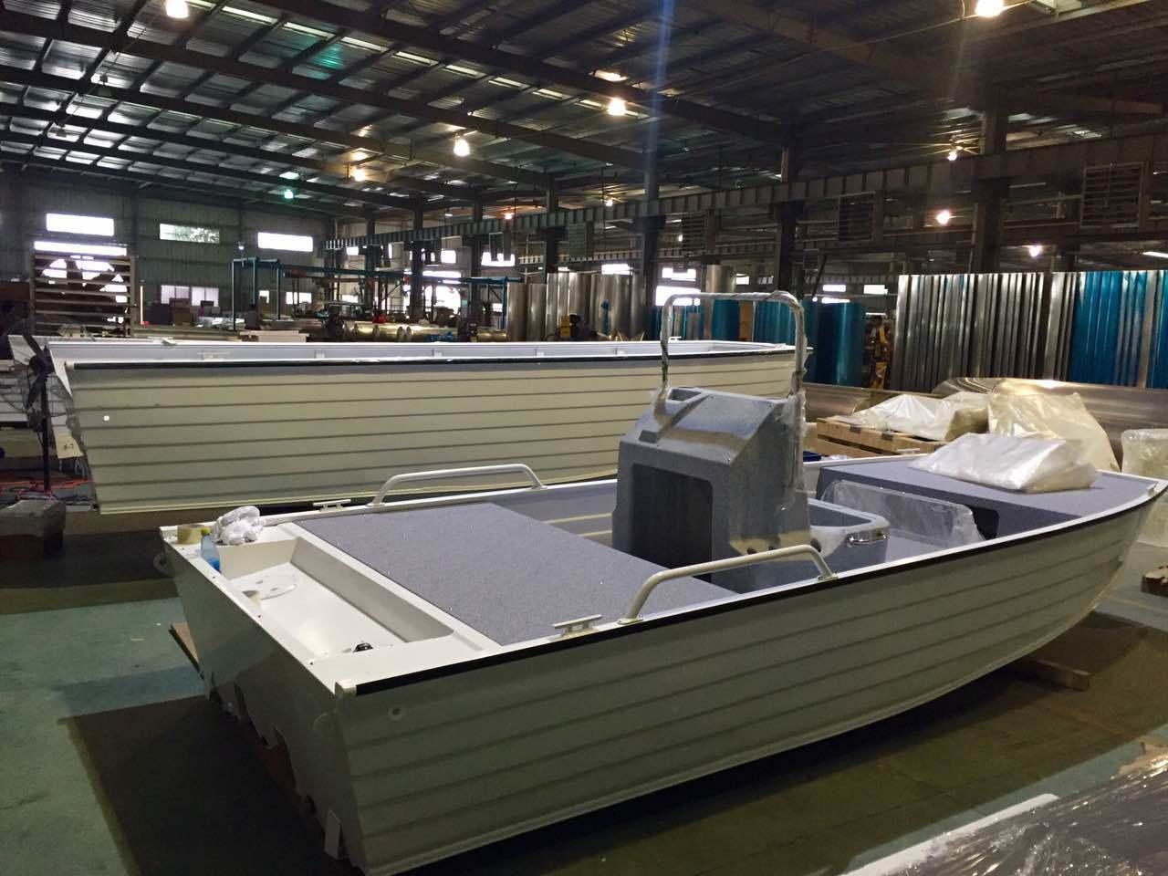 Beautiful Aluminium Fishing Boat OVS9-20