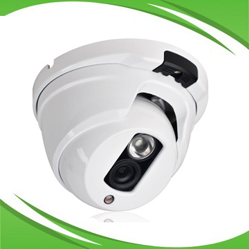 1.0MP/1.3MP/2.0MP Fixed Lens Ahd IR Array Dome Camera