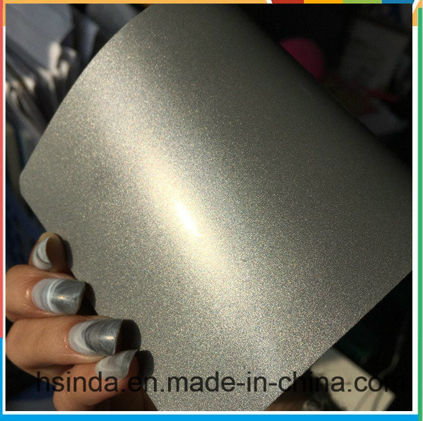 Hsinda Electrostatic Champagne Metallic Effect Bonded Powder Coating Paint