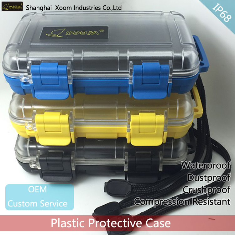 Easy Traveling Outdoor Valubles Storage Box Cellphone Case