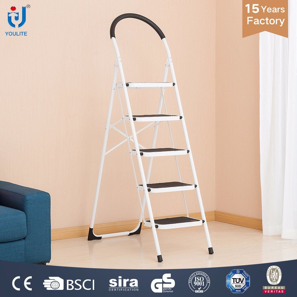 En131 Certificate Household Multi Fuction High Quality Steel Ladder