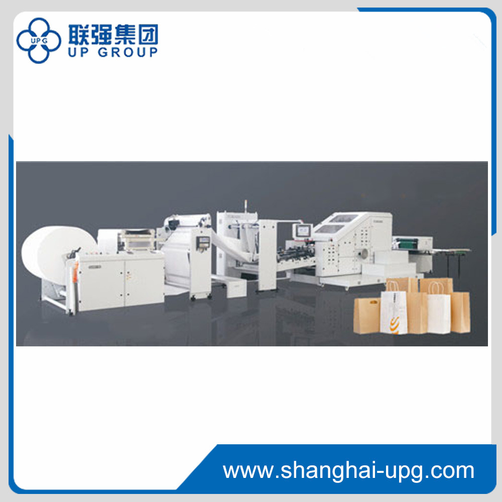 Sos Paper Bag Machine (LQBH450)