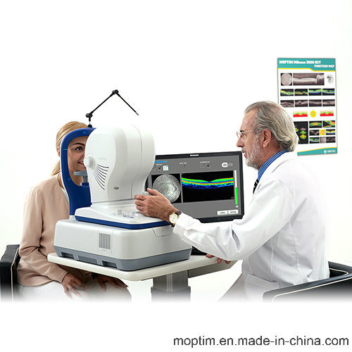 Optical Coherence Tomograph, Oct, Ophthalmic Equipment, Anterior/Posterior Segment