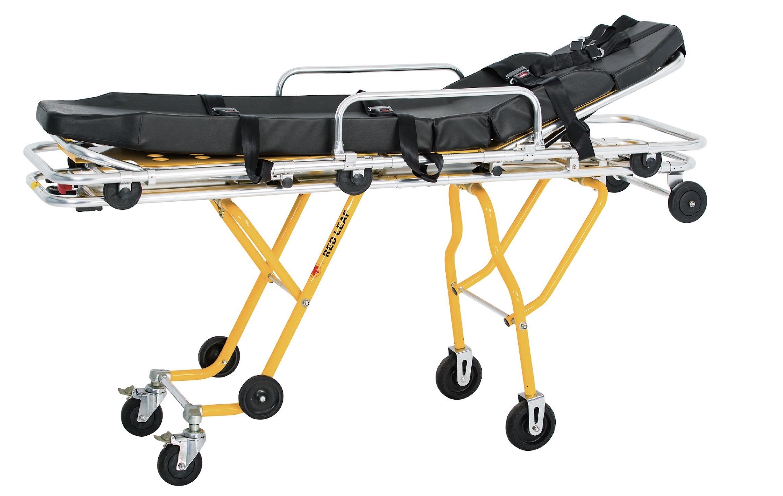 Emergency Medical Hospital Lightweight Ambulance Stretcher