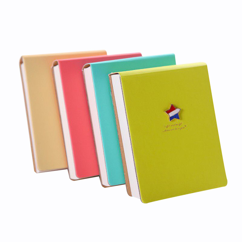 Promotional Softcover Customized Design Memo Note Pad