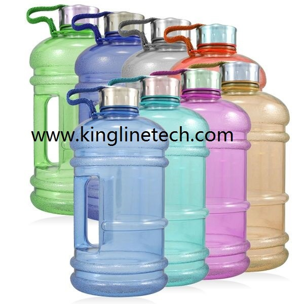 PETG 1.89L Water Jug, half gallon water bottle, water jar, 2.2L water jar, 1.89L water bottle, gym water bottle, sports bottle, gym water jug, fitness water jug