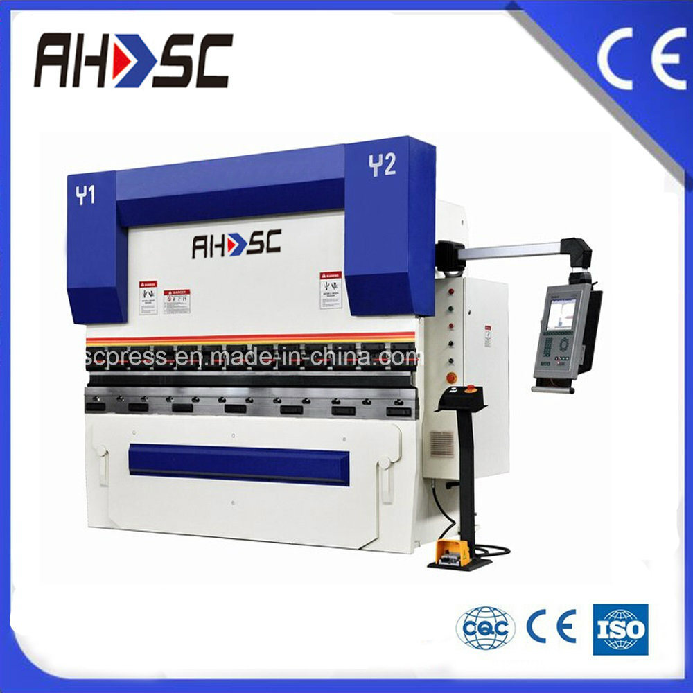 40t Press Brake with Special-Purpose Digital Control System