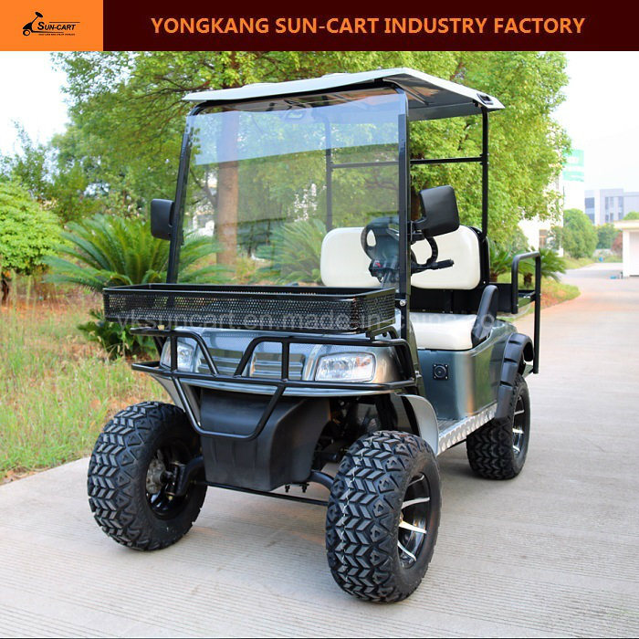 4 Seater Electric Hunting Golf Cart