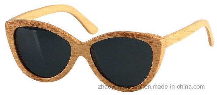 Cheap Wholesale 2017 New Custom Handmade Bamboo Sunglasses