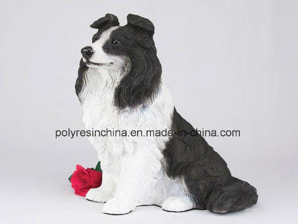 Polyresin Urns for Dog Figurine Animal Gifts