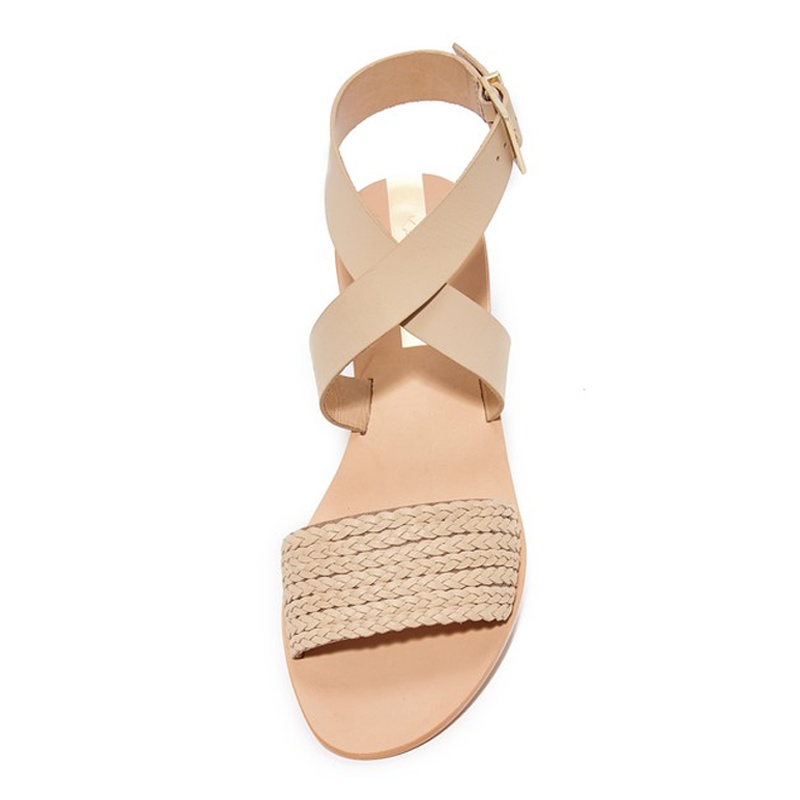 Strappy Sandals Summer Rome Women/Girls Sandal with Custom Logo