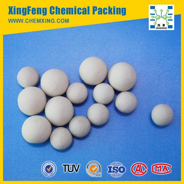 Catalyst Support Media Alumina Ceramic Ball