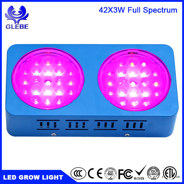 200W LED Grow Light Full Spectrum for Indoor Plants Veg and Flower - Dual Growth/Bloom Switch