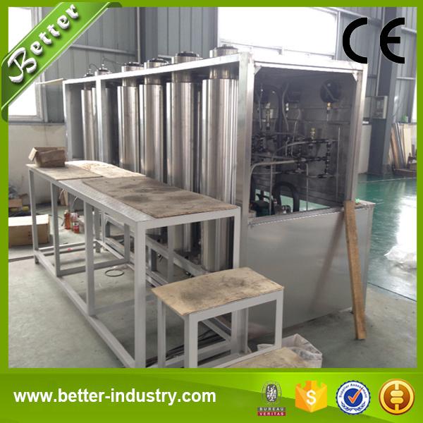 Industrial Mini Vacuum Crude Oil Distillation Equipment for Sale
