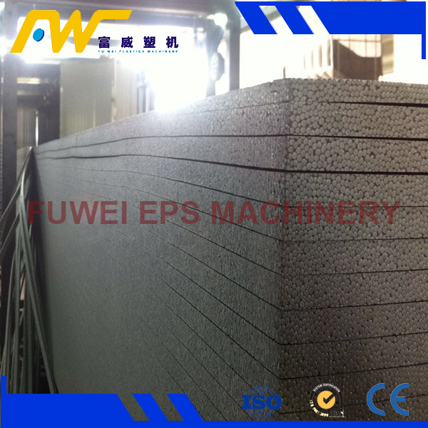 EPS Block Sheets Made by Cutting Machine