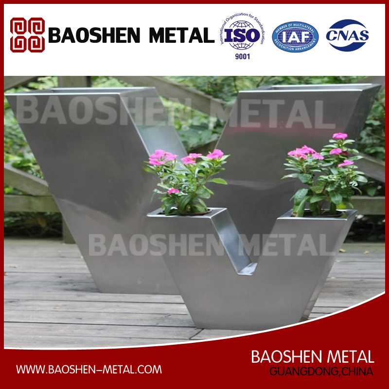 Strange Shap Art Decoration Vase Sheet Metal Fabrication Ss Exquisite Made Competitive Price Directly From Manufacturer
