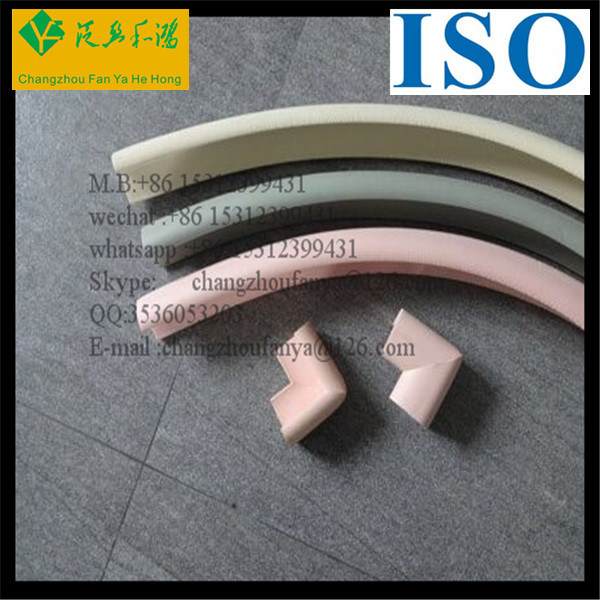 Customize Baby Anti Collision Material Punbr Rubber Sheet