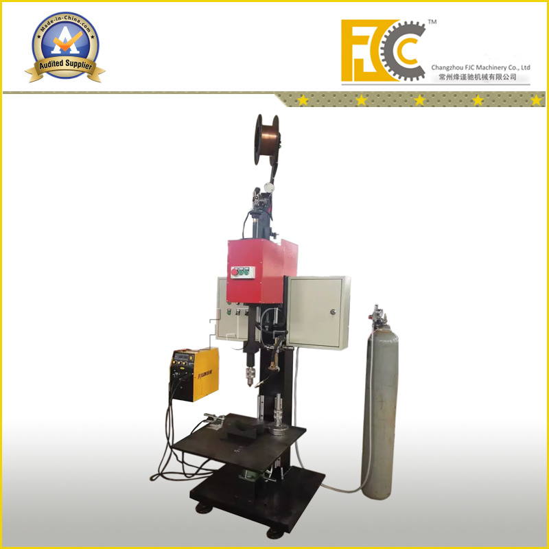 Automatic Welding Machine for Water Tank Nut Socket Weld