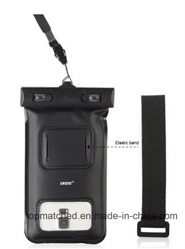 Hot Sale Leather Phone Bag&Case Waterproof Mobile Case Customized Waterproof Phone Bag