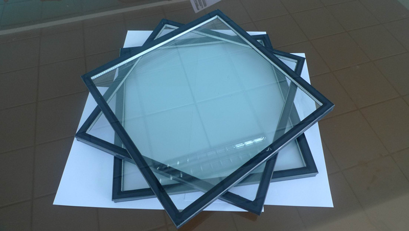 Tinted Insulating Tempered Building Window Glass