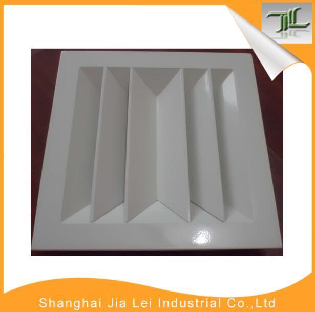 Aluminium 2-Way Ceiling Air Diffuser