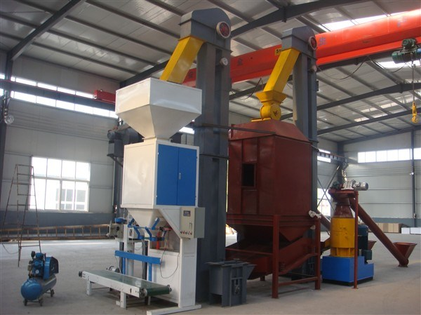 Fd Series Completely Pellet Production Line, Pellet Mill Line, Wood Pellet Line