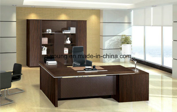 Modern Executive Melamine Desk Manager Table for Office Furniture