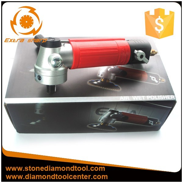 High Quality Air Wet Angle Grinder / Multi-Function Air Wet Angle