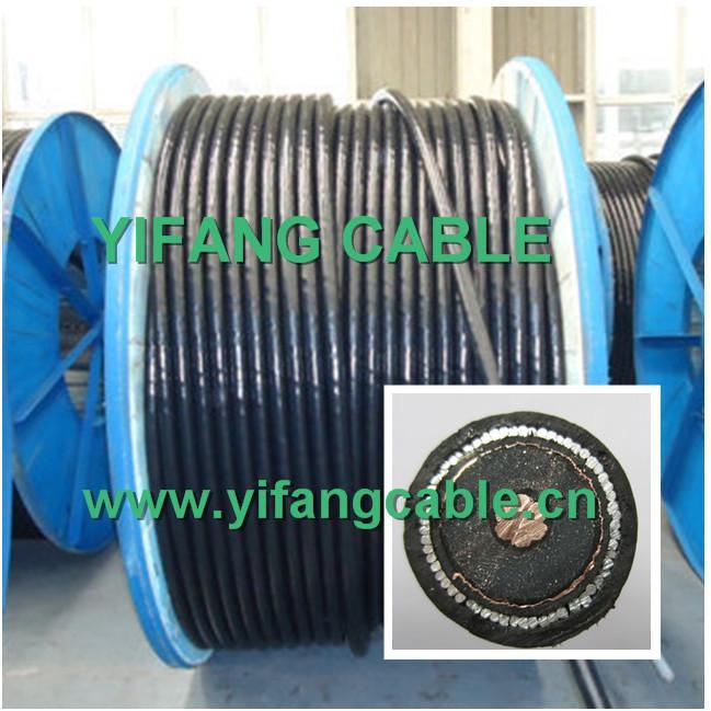 1-35kv Electrical Copper Conductor XLPE Mv Power Cable (Medium Voltage)