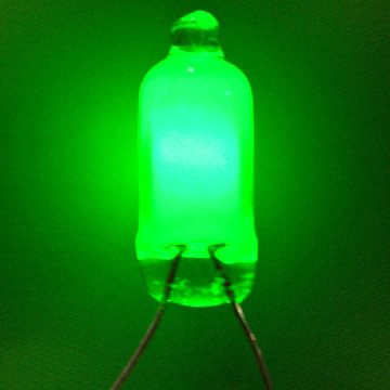 Green Neon Lamp / Neon Light (NE-2G)