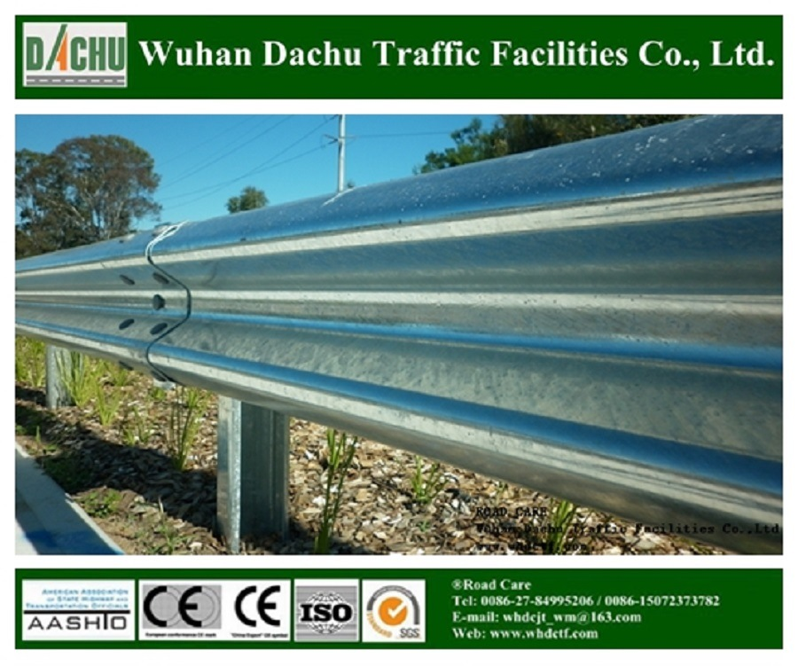 Aashto M180 Highway W Beam Guard Rails