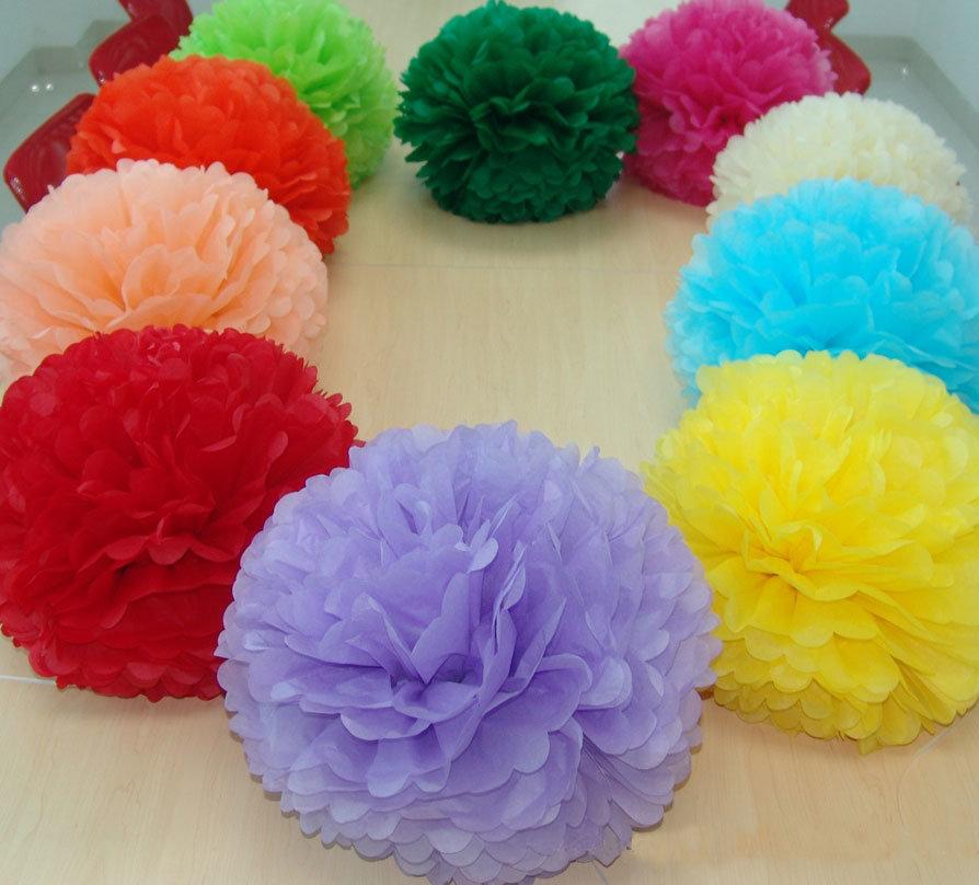 china wedding decorative paper tissue pom pom china. Black Bedroom Furniture Sets. Home Design Ideas