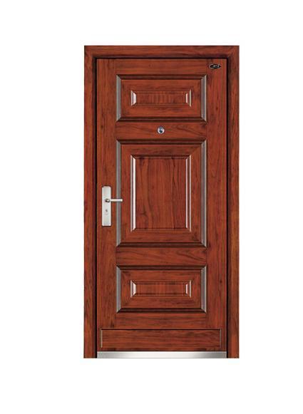 Steel Wooden Door 425 x 581