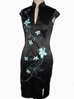 Chinese Dresses, Qi Pao, Cheongsam, Traditional Chinese Clothing