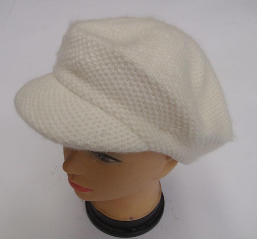newsboy cap pattern. Lady Angora Newsboy Hat in