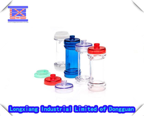 Colorful Plastic Water Bottle Mould in China
